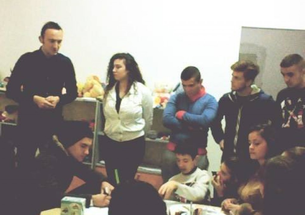 Vullnetarizem i anetareve te Akademise Rinore ne Vlore