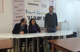 Diskutim i hapur i Akademise Rinore ne Tirane